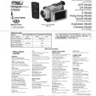 Sony DCRTRV900E (DCR-TRV900E) (DCRTRV-900E) Camcorder Service Manual