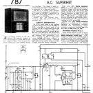McMichael 451 Vintage Valve Service Sheets Schematics Set