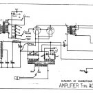Marconi ACA (AC-A) AMP Circuit Diagram Schematics Set only_Page_1