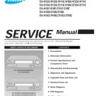 Samsung SV-213B Video Recorder Service Manual