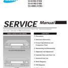 Samsung SV-470G Video Recorder Service Manual
