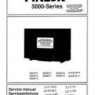 Finlux 5025F12 Television Service Manual