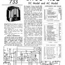 Ekco RS2 (RS-2) Radio Service Sheets Schematics etc