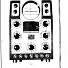 Cossor 1035 Oscilloscope Instructions Schematics Circuits Operating etc