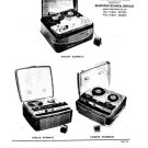 Cossor CR1605A-15 (CR-1605A-15) Tape Recorder Service Manual