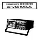 Iwatsu SS7610 (SS-7610) Oscilloscope Service Manual