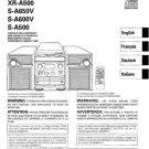 Pioneer SA500V (S-A500V) (SA-500V) Service Manual