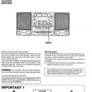 Pioneer XRP150 (XR-P150) (XRP-150) Service Manual