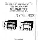 Kenwood CS1020 (CS-1020) Service Manual
