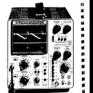 Telequipment D65 (D-65) Oscilloscope Service Manual