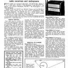 Masteradio D154 (D-154) Ripon Service Manual