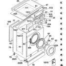 Hoover AE135 (AE-135) Washing Machine Service Manual