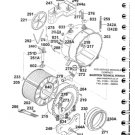 Hoover WE147 (WE-147) Washing Machine Service Manual