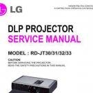 LG RDJT30 (RD-JT30) (RDJT-30) Technical Repair Schematics Circuits Service Manual