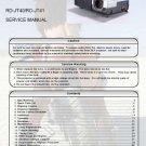 LG RDJT40 (RD-JT40) (RDJT-40) Technical Repair Schematics Circuits Service Manual