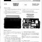 JVC CAD5T (CA-D5T) (CAD-5T) Music System Service Manual
