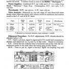 Ever Ready Sky Casket Service Sheets Schematics Circuits etc