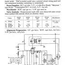 Ever Ready Sky Queen II Service Sheets Schematics Circuits etc