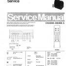 Philips 14AA3324 05B 07B 08B 10B 15B 16B 19B 22B 30B 40B Technical Repair Schematics Circuits Servic