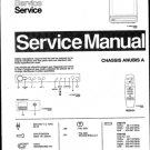 Philips 14PT300A 00B 01B Technical Repair Schematics Circuits Service Manual