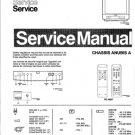 Philips 15AA3537 00B 01B 13B Technical Repair Schematics Circuits Service Manual