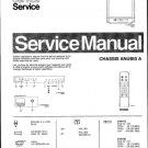 Philips 17AA3346 00B 01B Technical Repair Schematics Circuits Service Manual