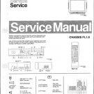 Philips 21PT700A 00R 01R 19R Technical Repair Schematics Circuits Service Manual