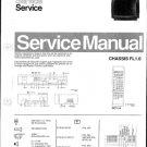 Philips 21SL5101 00B 10B 19B Technical Repair Schematics Circuits Service Manual