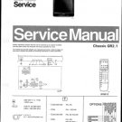 Philips 21ST163 39B Technical Repair Schematics Circuits Service Manual