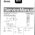 Philips 255942SB 19R Technical Repair Schematics Circuits Service Manual