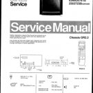 Philips 256372SB 02R 04R Technical Repair Schematics Circuits Service Manual