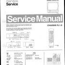 Philips 256575KR 19S Technical Repair Schematics Circuits Service Manual