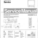 Philips 256597WQ 19S Technical Repair Schematics Circuits Service Manual