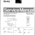 Philips 256862SB 19R Technical Repair Schematics Circuits Service Manual