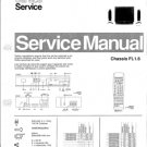 Philips 25ML8505 00B 02B 06B 07B 08B 10B 13B 16B 19B Technical Repair Schematics Circuits Service Ma