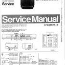 Philips 25PV7960 00B 02B 10B 13B  Technical Repair Schematics Circuits Service Manual