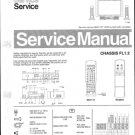 Philips 28ML8785 00B 10B 13B 19B Technical Repair Schematics Circuits Service Manual