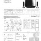 Philips 28ML8916 00B 05B 10B 13B 19B Technical Repair Schematics Circuits Service Manual