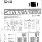 Philips 28ML8976 00B 02B 06B 07B 08B Technical Repair Schematics Circuits Service Manual