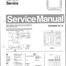 Philips 28PV7978 00S 13S Technical Repair Schematics Circuits Service Manual