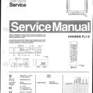 Philips 339975KR 39S Technical Repair Schematics Circuits Service Manual