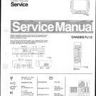 Philips 33SL5900 00B Technical Repair Schematics Circuits Service Manual