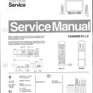 Philips 36ML8965 39B Technical Repair Schematics Circuits Service Manual