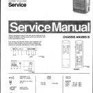 Philips 38ZY3325 03B 08B 16B 22B Technical Repair Schematics Circuits Service Manual