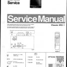 Philips 52NA1307 23B 28B 33B 36B Technical Repair Schematics Circuits Service Manual