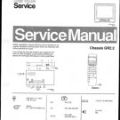 Philips 52NA2366 18B Technical Repair Schematics Circuits Service Manual