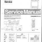 Philips 70RK5717 03S 08S Technical Repair Schematics Circuits Service Manual