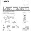 Philips 70RK5787 18S Technical Repair Schematics Circuits Service Manual