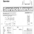 Philips 70RK5816 18R Technical Repair Schematics Circuits Service Manual