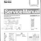 Philips 85RK5927 23S 28S Technical Repair Schematics Circuits Service Manual